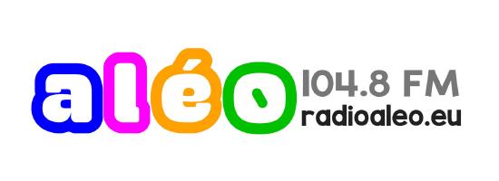Logo de la radio Aleo à Mâcon, partenaire de l'EPAS