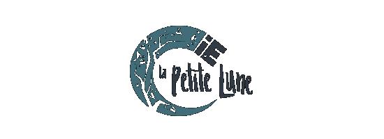 Logo de la compagnie la Petite Lune, partenaire de l'EPAS