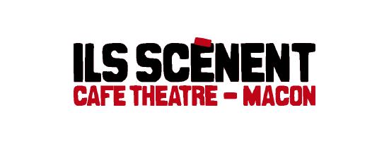 Logo du café theatre Ils Scènent à Mâcon, partenaire de l'EPAS