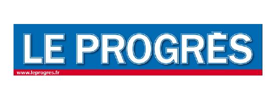 Logo du journal Le Progrès, partenaire de l'EPAS