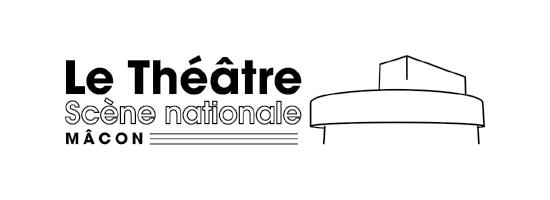 Logo du Théâtre, scene nationale de Mâcon, partenaire de l'EPAS