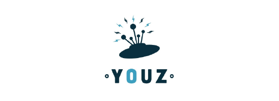 Logo de Youz Prod, label de musique à Mâcon, partenaire de l'EPAS