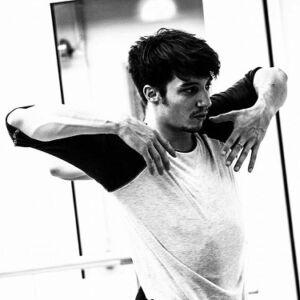 Anthony Despras, danseur Modern jazz