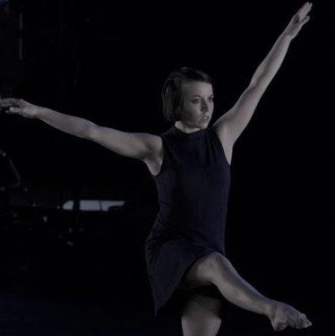 Emmanuelle Duc, danseuse préparatrice à l'EAT danse jazz