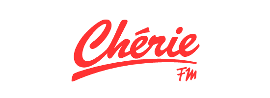 Logo de la radio Chérie FM, partenaire de l'EPAS