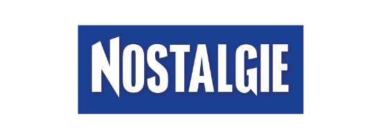 Logo de la radio Nostalgie, partenaire de l'EPAS