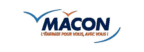Logo de la ville de Mâcon, partenaire de l'EPAS