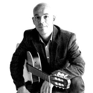 Thibaut Monnet, guitariste de jazz