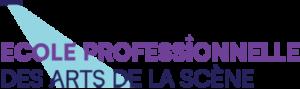 Ecole Professionnelle des Arts de la Scène  Logo